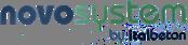Italbeton Novosystem logo